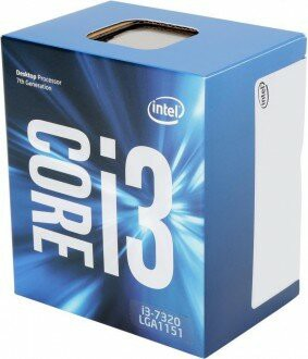 Intel Core i3-7320 görseli