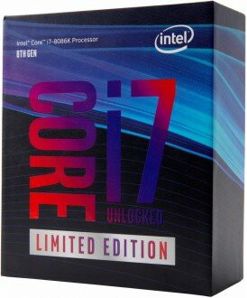 Intel Core i7-8086K görseli