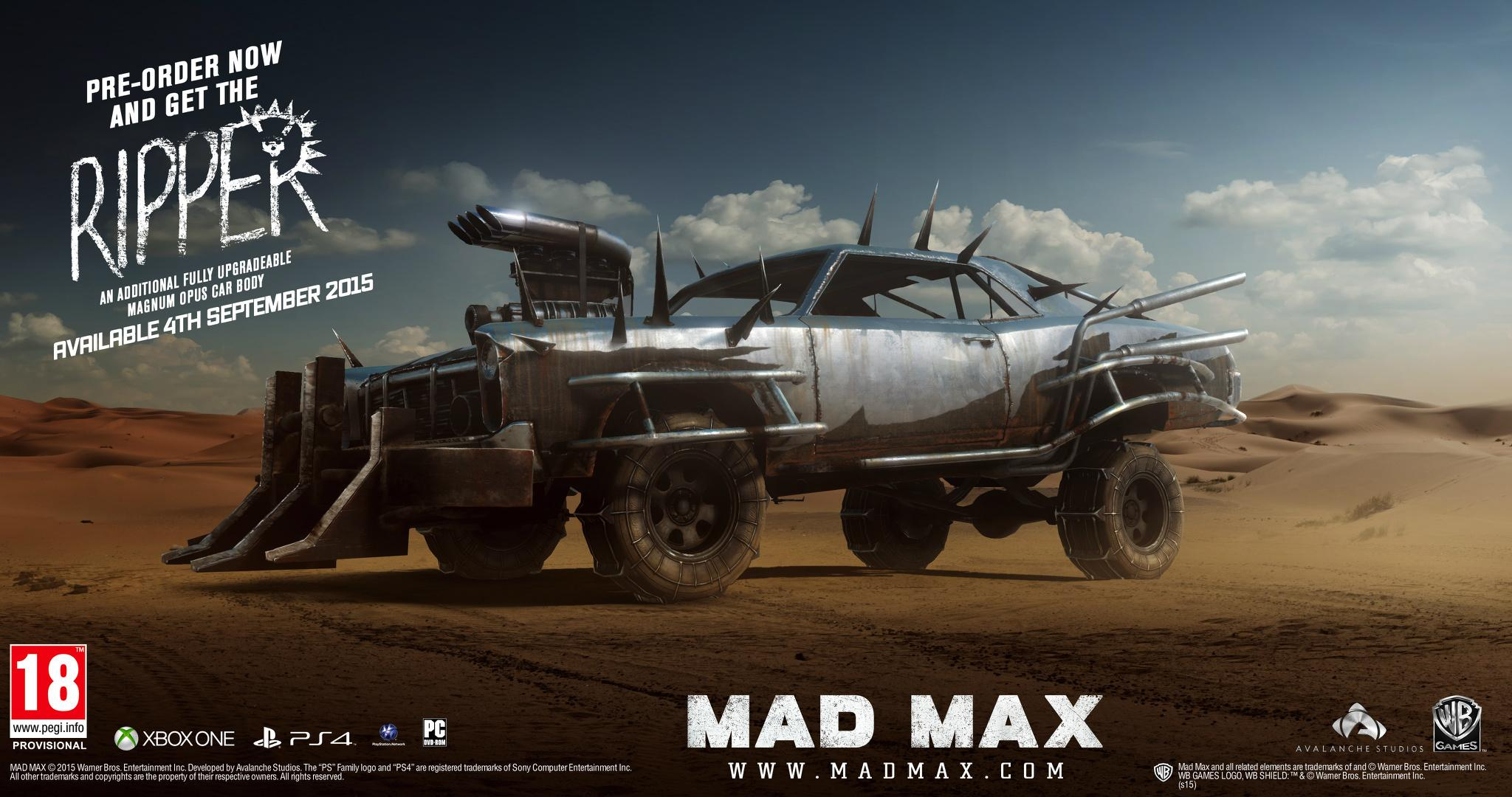 Fragtist-mad-max-the-ripper