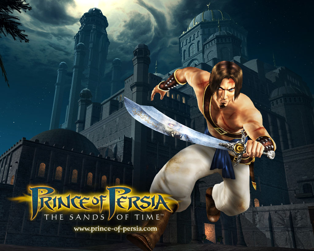 Prince of sands of time game download